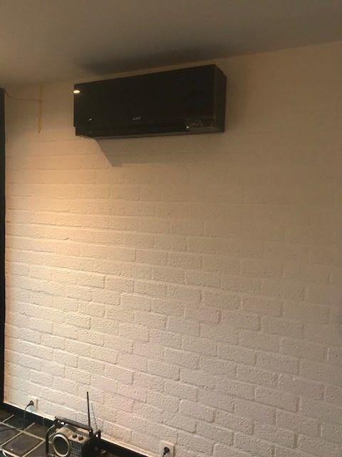 Airco installatie te Hasselt