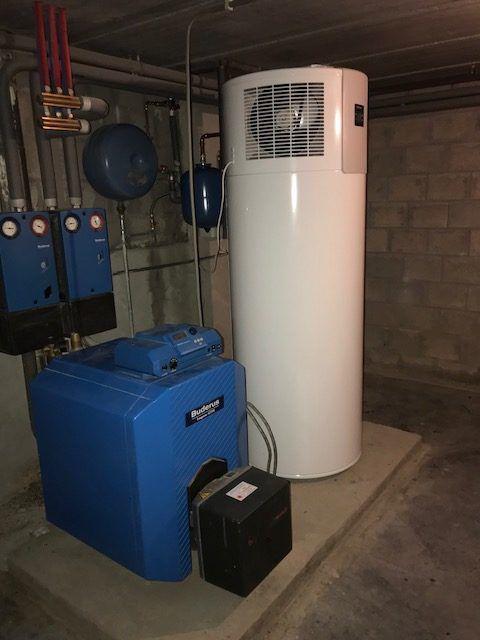 Duurzame Energie - Warmtepomp