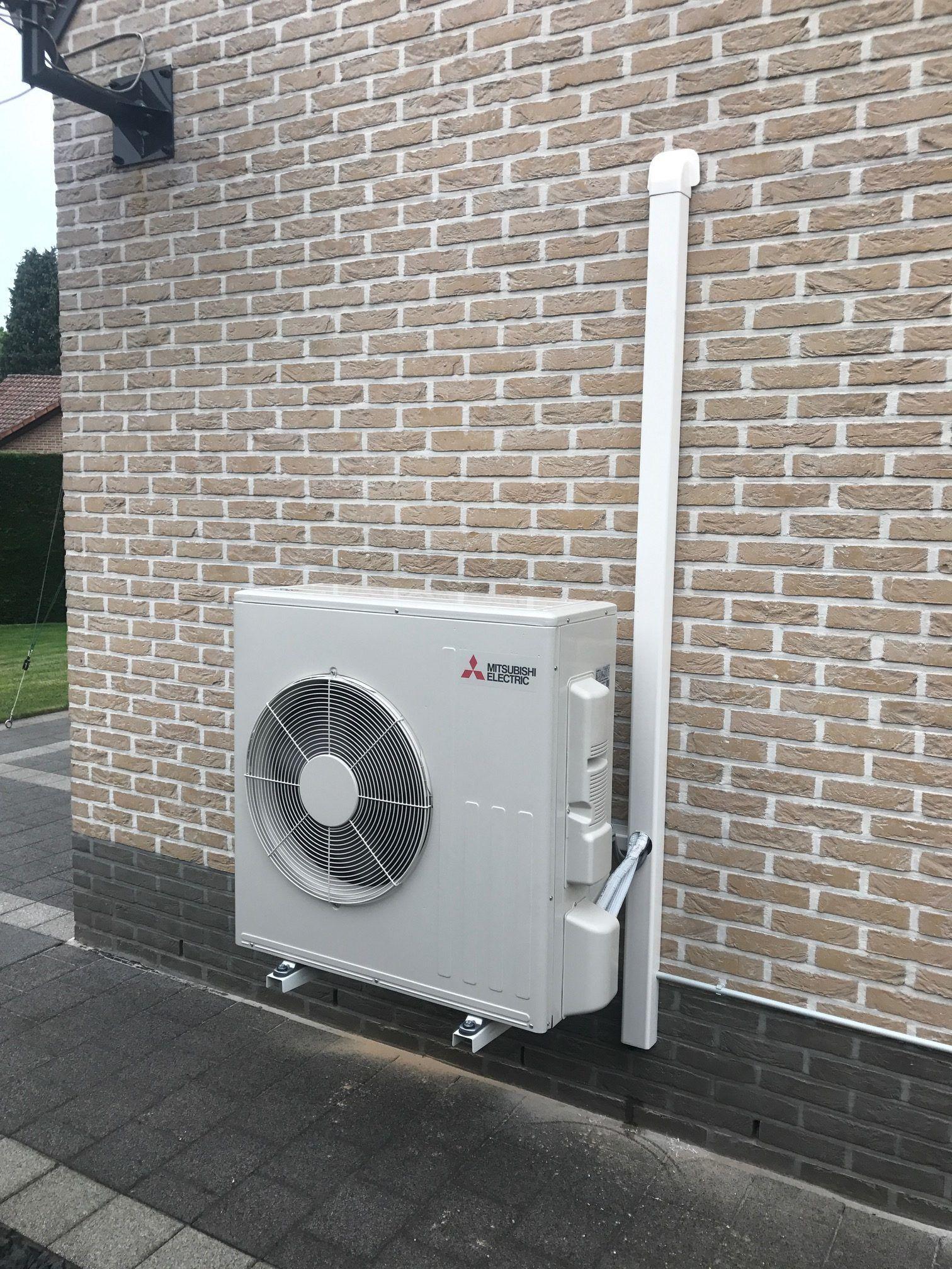 Airco installatie Houthalen