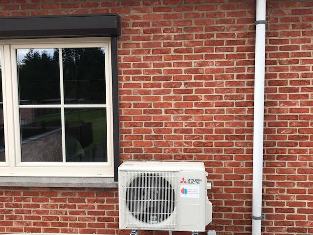 Airco installatie Mol Ginderbuiten
