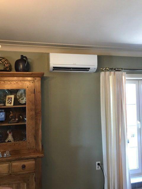 Airco installatie te Peer