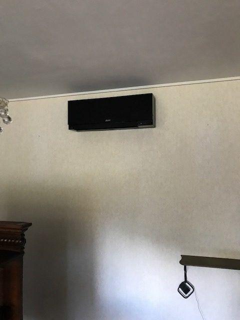 Airco installatie te Geel