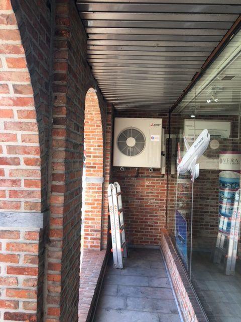 Airco installatie Beringen