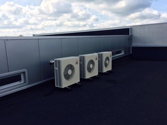 Airco Installaties te Mol